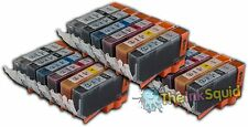 18 PGI-525/CLI-526 Compatible Ink Cartridges (inc. GREY) for Canon Pixma MG6150
