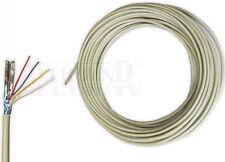 10M Anschlusskabel J-Y(ST)Y 2x2x0,8mm / Fernmeldekabel für Video Türsprechanlage