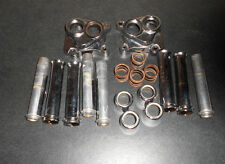 HARLEY DAVIDSON FLHTCI CHROME LIFTER PUSH ROD COVERS