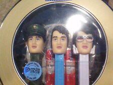Elvis Presley Limited Edition PEZ Dispensers 3 Pack Set and Elvis CD *Sealed
