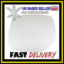 Left Passenger Wing Mirror Glass Replacement CITROEN BERLINGO 1996-2007 Stick ON