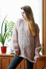 THICK 78% MOHAIR SWEATER