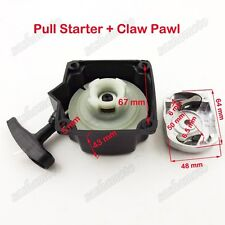 Gas Scooter Recoil Pull Start Starter Claw Pawl Motovox MVS10 43cc 49cc Engine