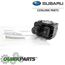 2010-2012 Subaru Outback 2.5i Fog Light Lamp Switch Genuine OEM NEW H4510AJ000