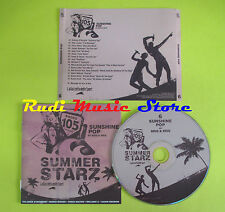 CD 105 SUMMER STARZ 6 compilation PROMO 2007 BIONDI HILTON MELANIE C (C5*) no mc