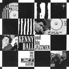 Kenny Ball And His Jazzmen 6 CD Box Set The PYE Jazz Albums UK Import N/Mint