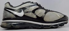 Nike Air Max + 2012 Men's Running Shoes Size 11.5 M (D) EU 45.5 Gray 487982-010