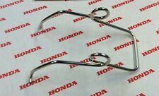 Honda CT70 Trail-70 Tool-Kit Spring Under Seat Brushed Steel