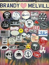 Lot Of 40 Brandy Melville Deco Vinyl Stickers Decals Bundle, The Perfect Gift!