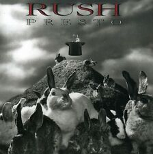 Presto - Rush (2004, CD NIEUW) Remastered