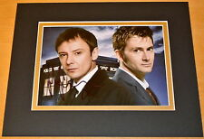JOHN SIMM HAND SIGNED AUTOGRAPH 10X8 PHOTO MOUNT DOCTOR DR WHO THE MASTER & COA