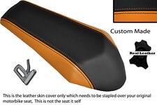 ORANGE&BLACK CUSTOM FITS DERBI GPR 50 125 UNDERSEAT EXHAUST 07-13 REAR COVER