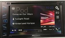 "PIONEER AVH-290BT CAR DOUBLE DIN 6.2"" TOUCHSCREEN USB DVD CD BLUETOOTH STEREO"