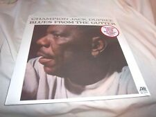 CHAMPION JACK DUPREE-BLUES FROM THE GUTTER-LIMITED COLORED VINYL-NEW SEALED LP