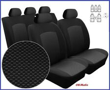 Tailored Full Set Seat Covers For Peugeot Partner II Tepee Outdoor 5 seats  (BL)