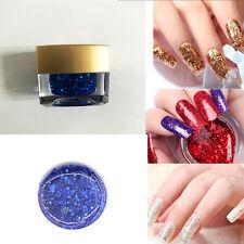 1box Nail Art Glitter Powder Dust For UV GEL Acrylic Powder Decoration Tips DIY