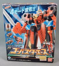 Go-Busters DX GO-BUSTER ACE COMPLETE CB-01 Bandai Japan Oh Power Rangers