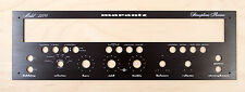 New! Marantz Model 2270 Receiver Front Panel Faceplate (Face Plate) in Black