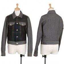 robe de chambre COMME des GARCONS Denim Jacket Size M(K-40398)