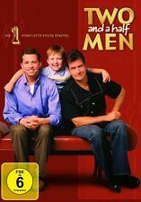 Two and a half Men-komplette 1 Staffel - Neu+Versiegelt - FSK 6 - DvD @L2@