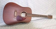 Martin D-15 Mahogany Dreadnought  Acoustic Guitar  Project Guitar