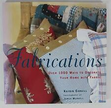 Octopus 1994 Fabrications: Over 1000 Ways to Decorate Your Home With Fabric Book