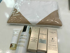 Guerlain Abeille Royale REPAIR Serum,night cream,gel mask,toner+ pouch 6pc set
