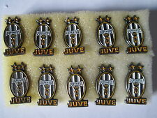 lotto 10 pins lot JUVENTUS FC club spilla football calcio soccer broches spille