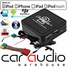 AUDI A4 1997-2005 Bluetooth Musica in Streaming AUTO VIVAVOCE KIT AUX IN ctaadbt003