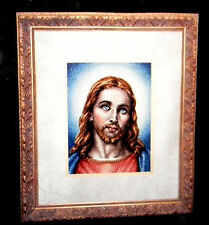 Portrait of Jesus Christ Counted Cross Stitch Kit Aida Christian 2211