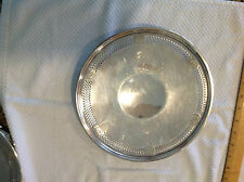 New listing Wrought Right Silverplate Serving Tray 84898