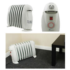 DeLonghi Portabel Electric Radiant Heater for Home Bathroom Office w/ Timer