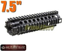 "Airsoft DD MK18 Style 7.5"" CNC RAS RIS Free Float Handguard for AEG"