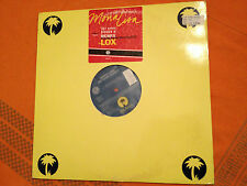 "MONA LISA - Just Wanna Please U (Stevie J mix feat ""the Lox"") 1996 US 12"" VG/EX+"