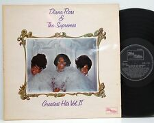 Diana Ross & The Supremes      Greatest Hits Vol. II     Tamla     NM # D
