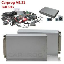 V9.31 Carprog Full 21 Adapters Professional Car Prog Programmer ECU Auto Repair