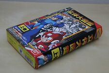ROCKMAN 4 5 6 7 FIGURE BOX SET * New * Japan Super Famicom NES SNES Nintendo