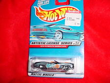 HOT WHEELS #732 1970 PLYMOUTH BARRACUDA 3 SP RIMS ARTISTIC LICENSE FREE USA SHIP