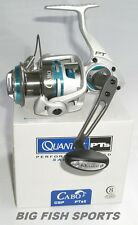 QUANTUM CABO PTs Spinning Reel #CSP50PTSE FREE USA SHIPPING!  NEW! 5.3:1 Ratio