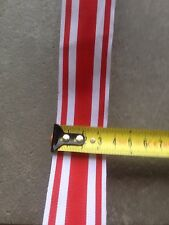 50 centimètres de ruban médaille militaire Origine ?