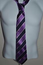 VERSACE Man's Logo Silk Dress Tie NEW Size 3in Wide  Retail $120 Made in ITALY