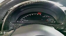 Carbon Fiber instrument meter dash kit for 2000-2009 Honda S2000 AP1 AP2