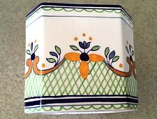 """Tiffany & Co. Handpainted Signed Cache Pot/Planter 7 3/8"""" X 6"""""""