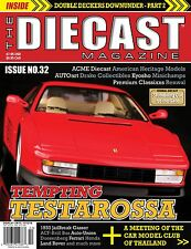 Issue 32 - The Diecast Magazine - North America