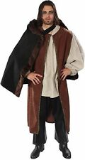 Forest Traveler Game of Thrones Costume Mens Medieval Adult Halloween Cosplay