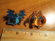 Mega M CHARIZARD EX Metal PIN/BADGE Pokemon Flashfire Collection 69-107-108/106