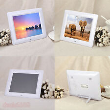 "Digital Photo Frame 7""Inch LCD Picture Clock Calendar Alarm MP3 MP4 Movie Player"