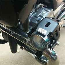 U5 CREE LED Lamp 15W Projector Auxiliary Fog Light For Royal Enfield Bullet...