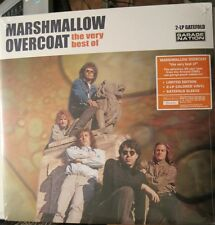MARSHMALLOW OVERCOAT very best of USA gf ss DBLP COLOR WAX 80s Psych Garage L@@K