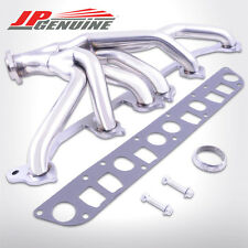 STAINLESS STEEL MANIFOLD EXHAUST HEADER - JEEP WRANGLER / GRAND CHEROKEE 4.0L